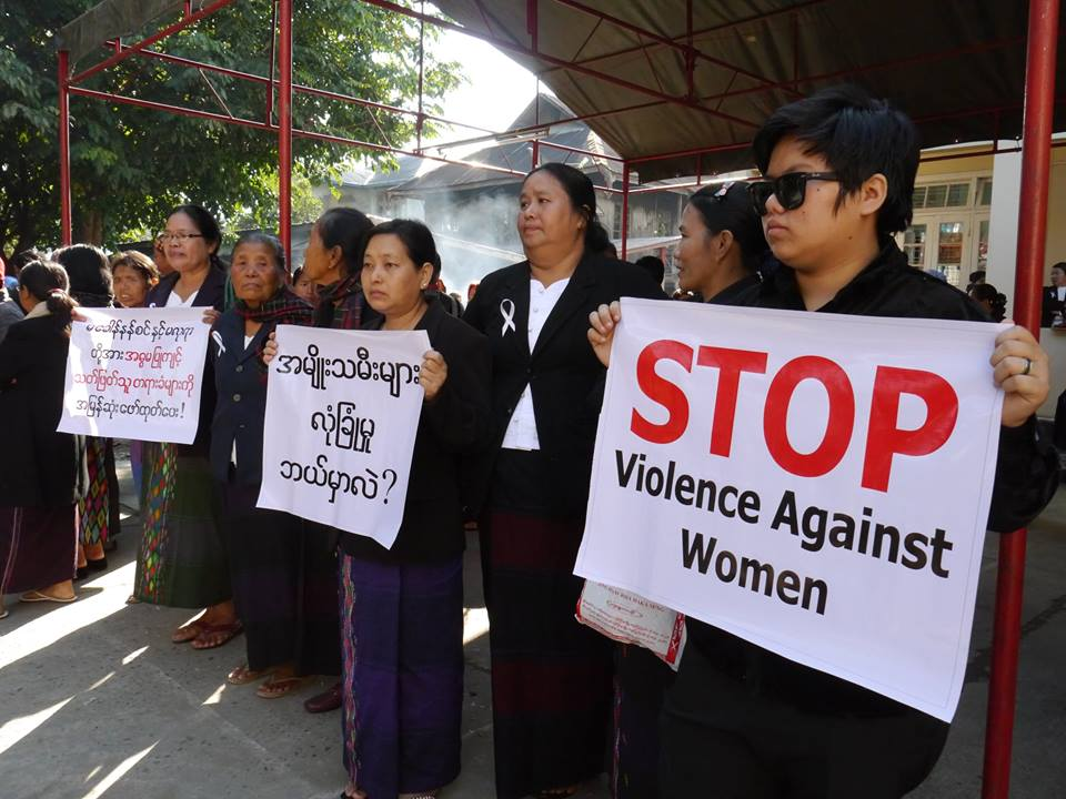 En Birmanie, l'armée continue de violer les civils en toute impunité…