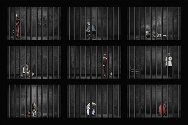Trois activistes condamnés à de lourdes peines de prison
