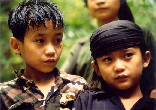 Invisibles et silencieux – Etat des lieux sur les droits des enfants en Birmanie