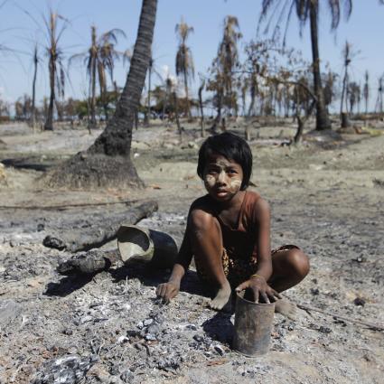 © Soe Zeya Tun/Reuters