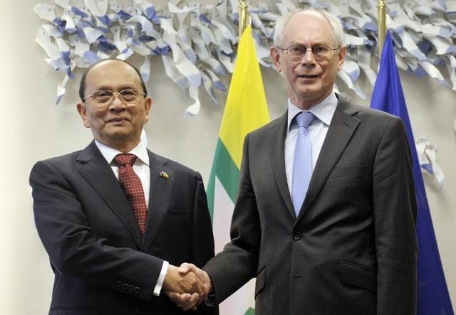 Union Européenne/Birmanie: Il faut prendre en compte la société civile!