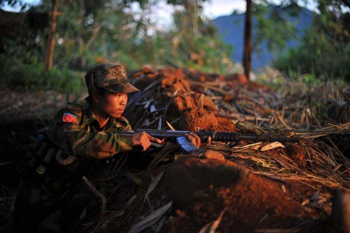Vives préoccupations face à l'engagement militaire de pays étrangers en Birmanie