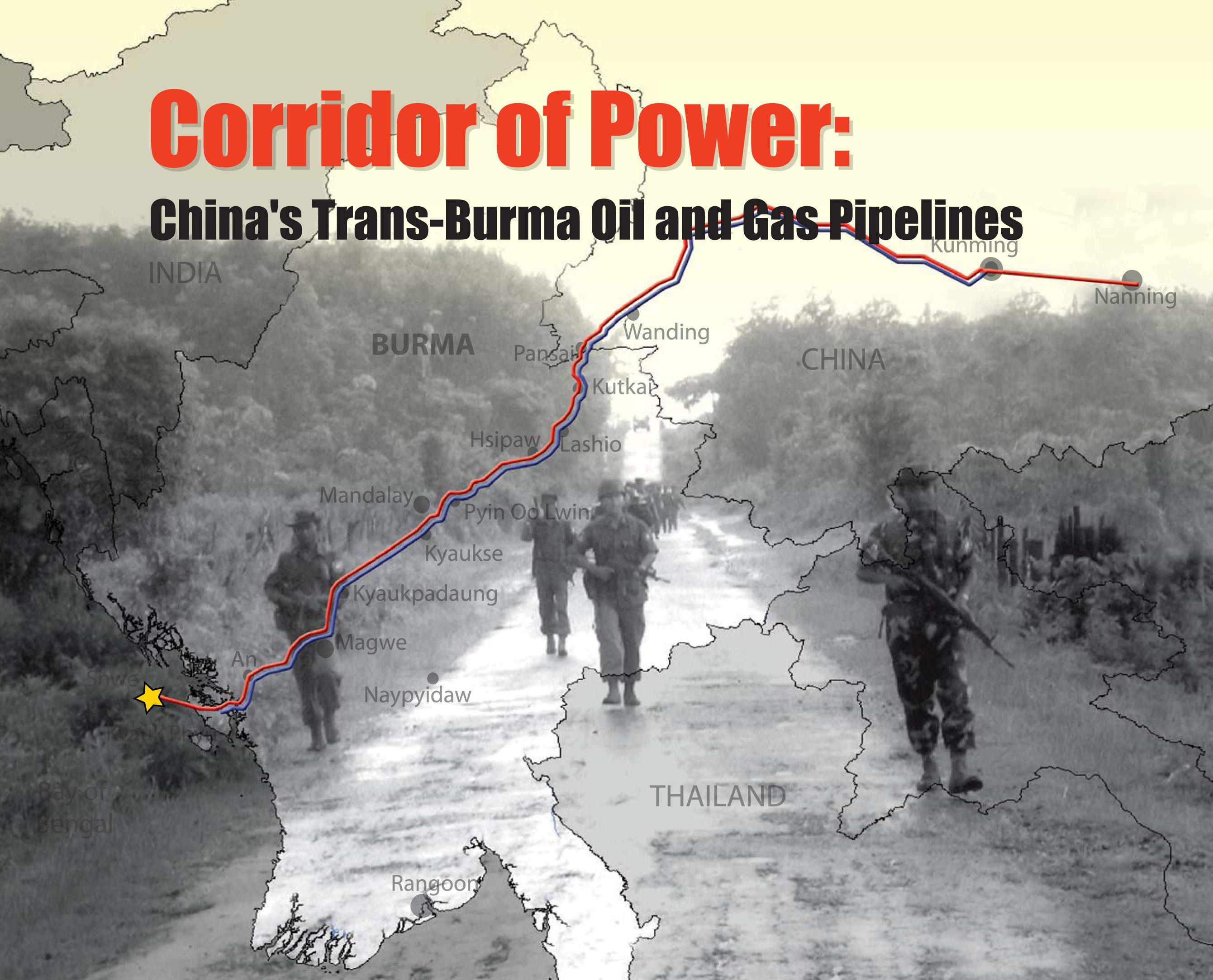 La société civile birmane est préoccupée par l'utilisation des ressources naturelles au détriment des communautés locales