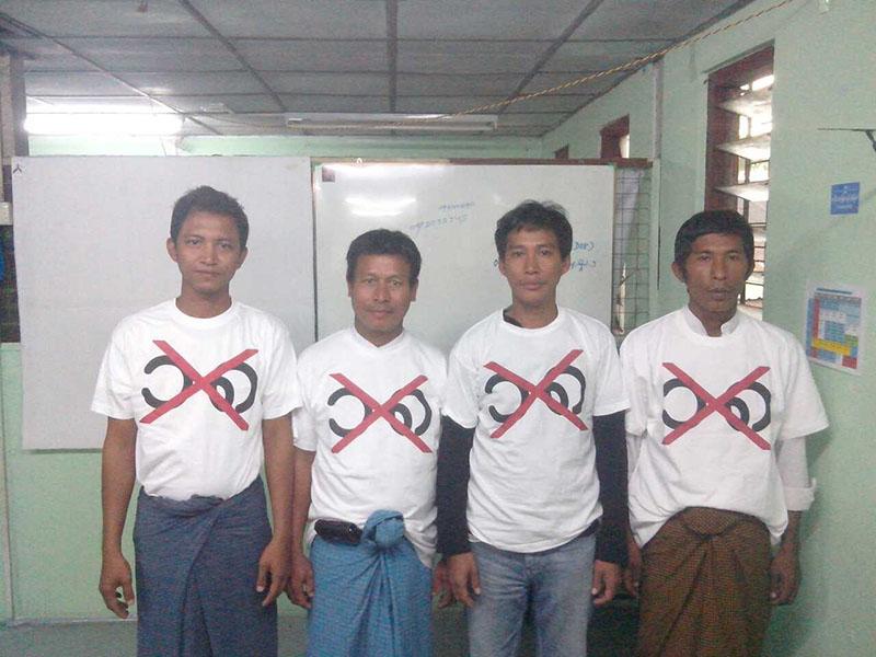 Il est temps de libérer tous les prisonniers politiques et de cesser les arrestations arbitraires !