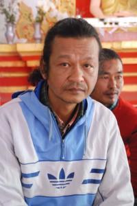 Kyawt Hmuu (activiste venu de Rangoun en 2012)