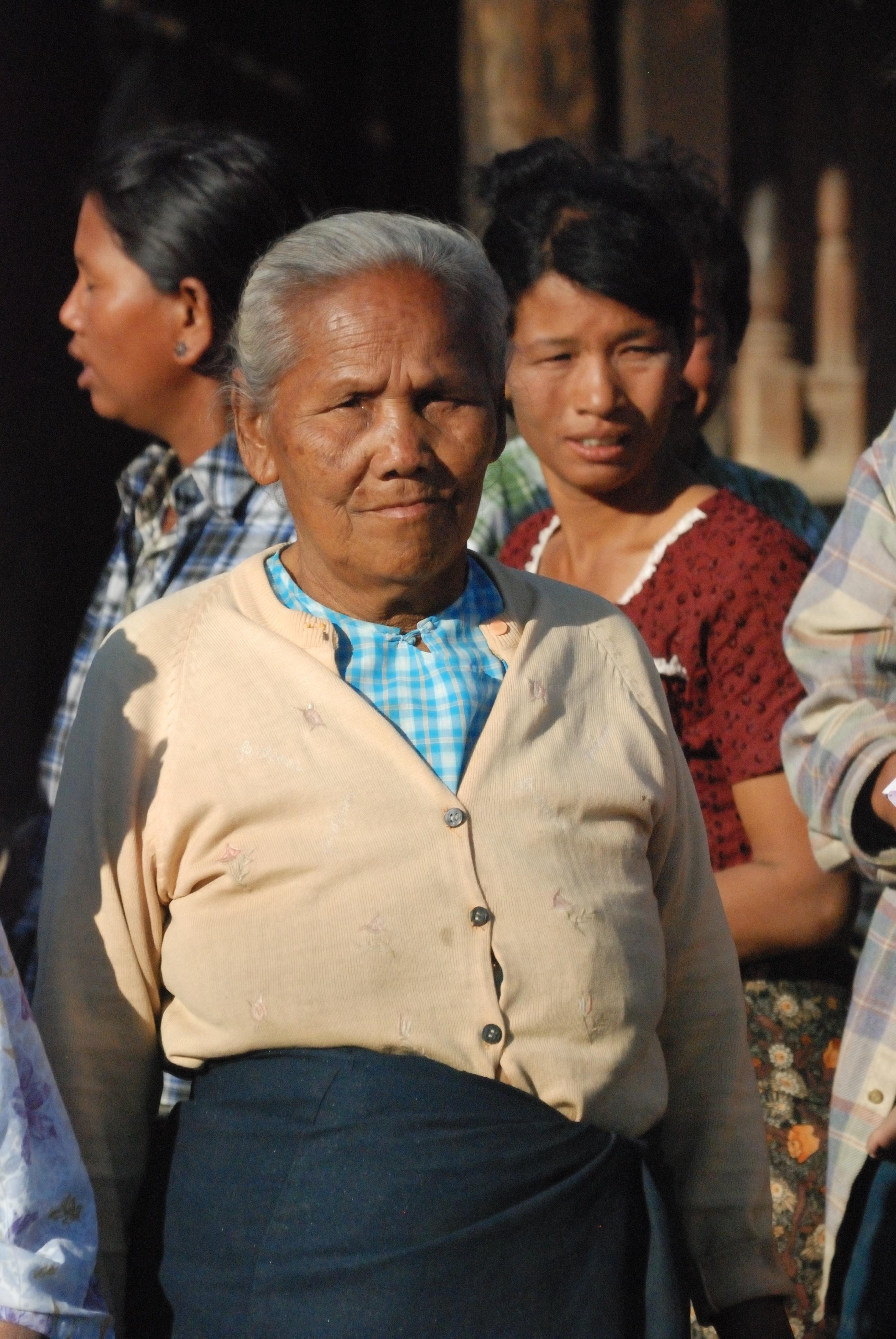 La confiscation des terres en Birmanie