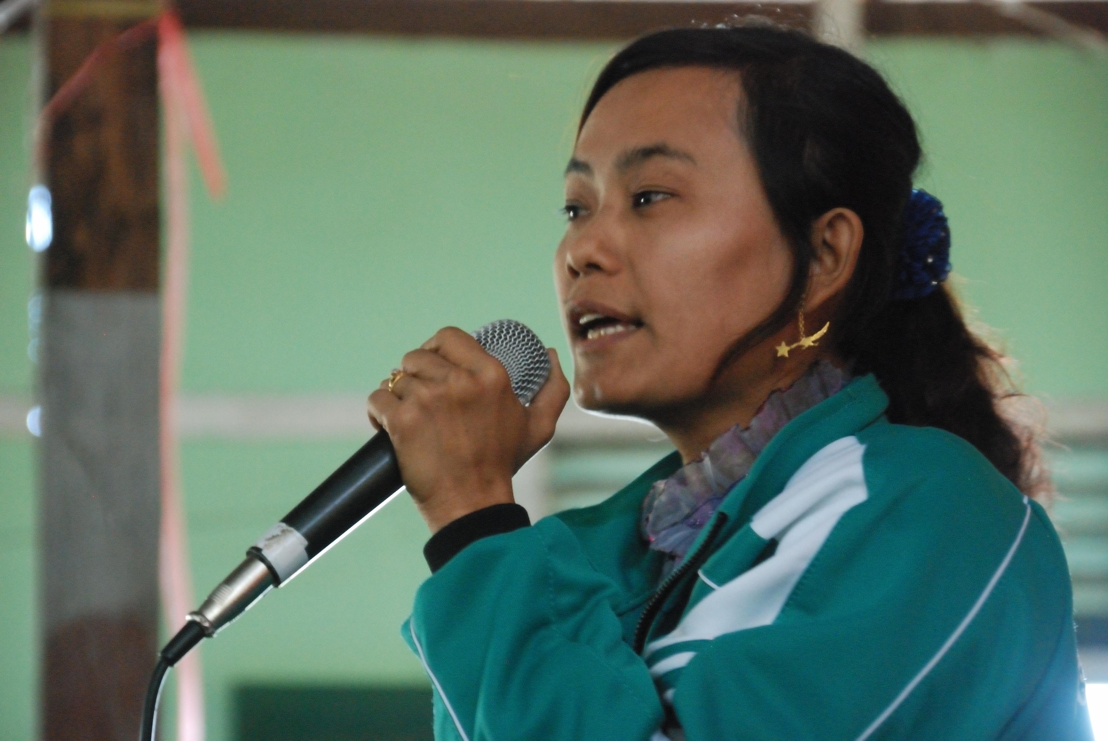 Le FNI, une organisation de défense des droits des paysans du Nord de la Birmanie