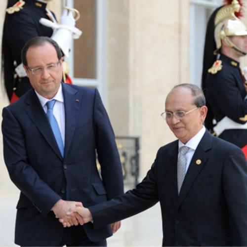 Le président Thein Sein n'a pas honoré sa promesse de libérer tous les prisonniers avant la fin de l'année 2013