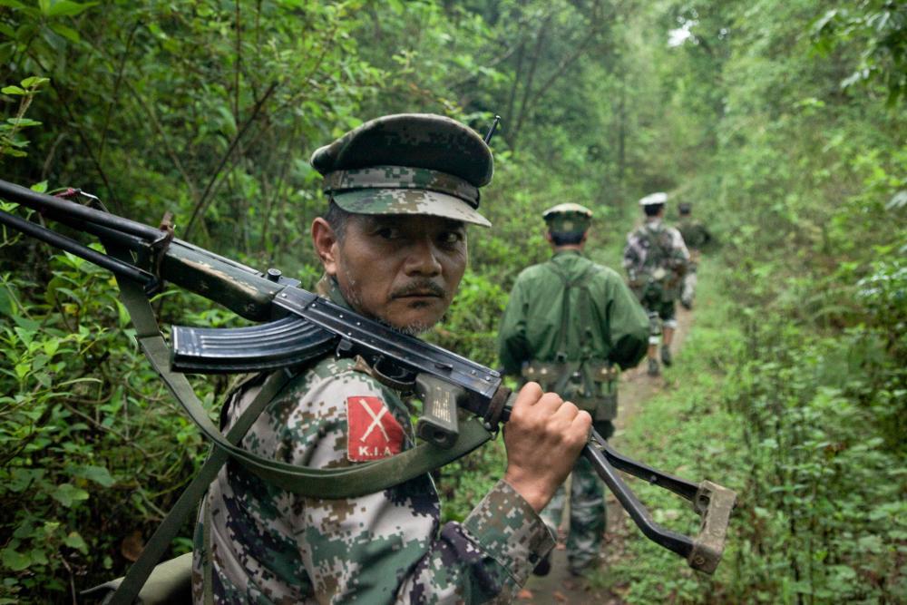 Des associations birmanes et françaises dénoncent l'intensification du conflit dans l'État Kachin