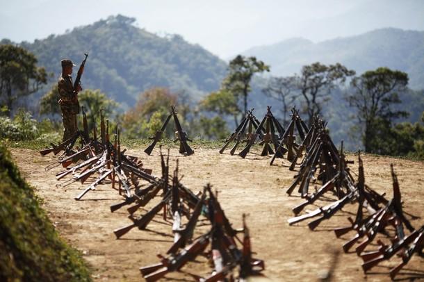 La Tatmadaw viole l'accord de cessez-le-feu dans l'état Karen