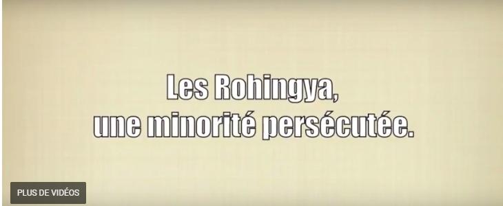 [VIDEO] Les Rohingya, une minorité persécutée