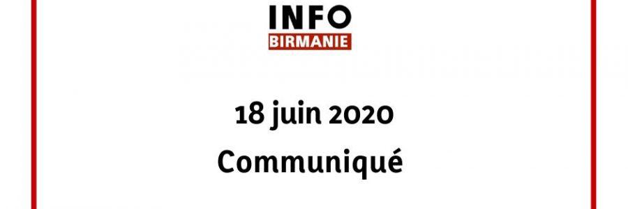 Compétence universelle en Argentine : communiqué de membres de l'EBN (European Burma Network)