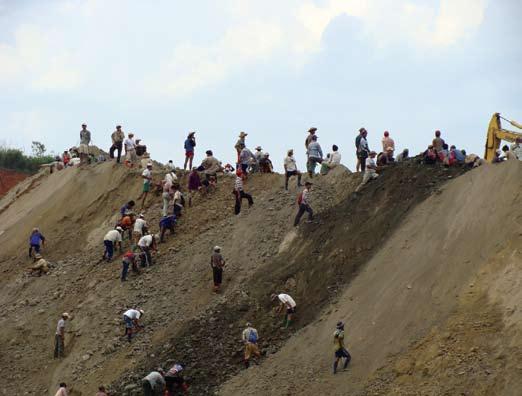 En Birmanie, les ressources naturelles font le malheur des minorités ethniques