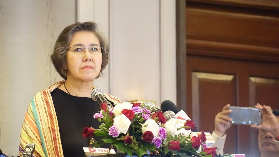 Birmanie : bilan inquiétant de la rapporteuse spéciale de l'ONU pour les droits humains