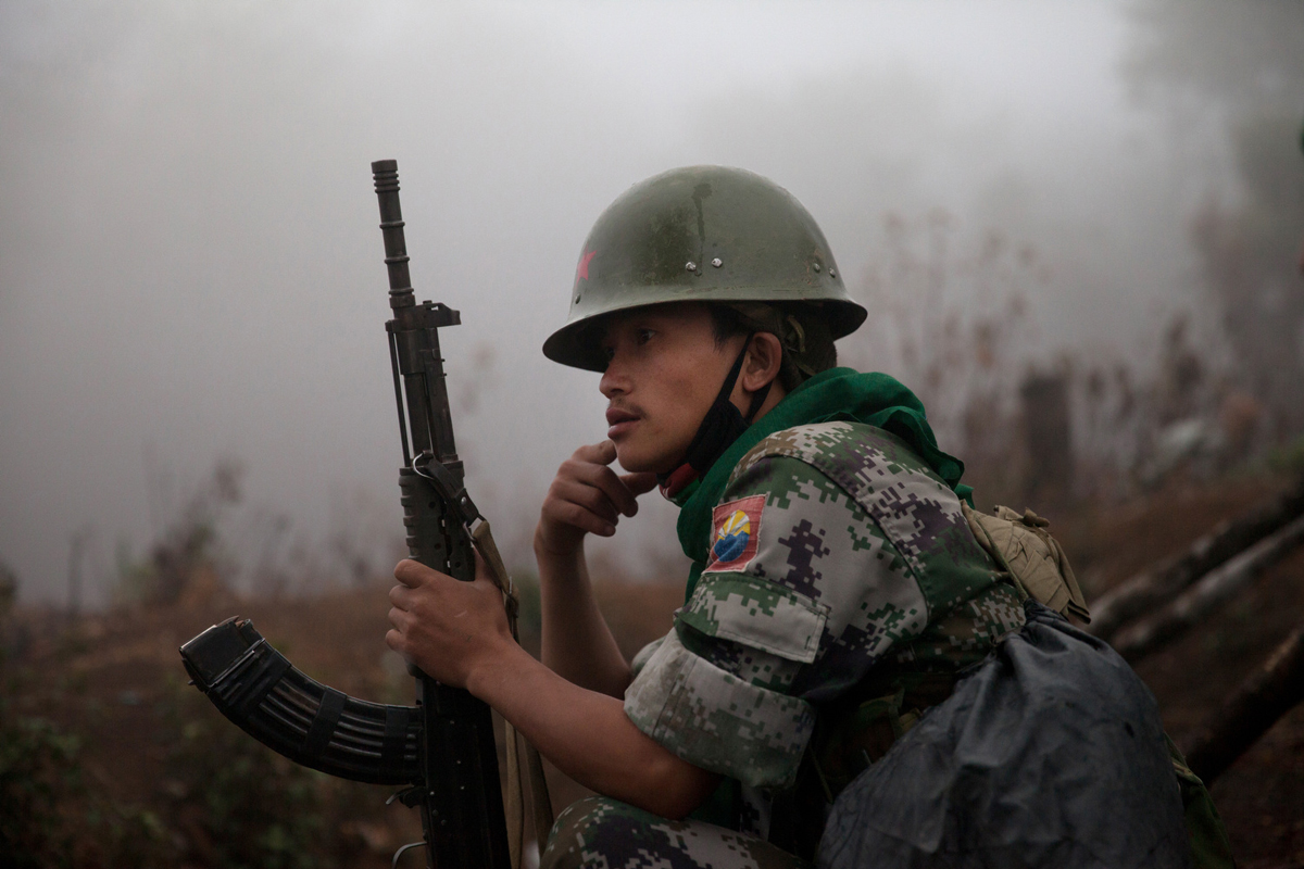 En Birmanie, les États Shan et Kachin en proie aux conflits
