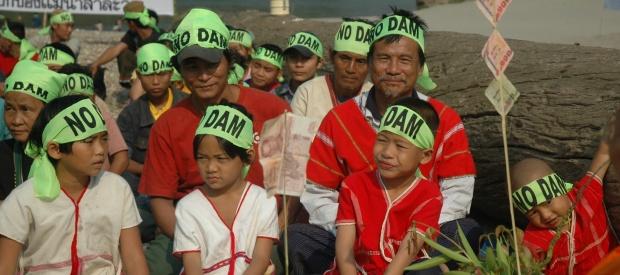 Des centaines de villages ethniques menacés par la construction d'un barrage en Birmanie