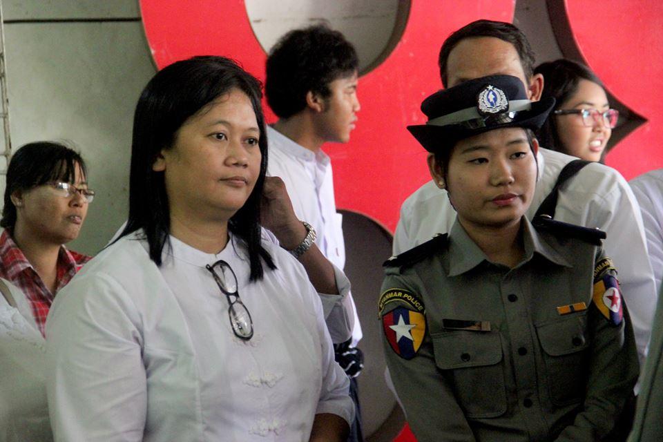 Nouvelle arrestation en Birmanie : les élections n'ont pas amélioré la situation des prisonniers politiques