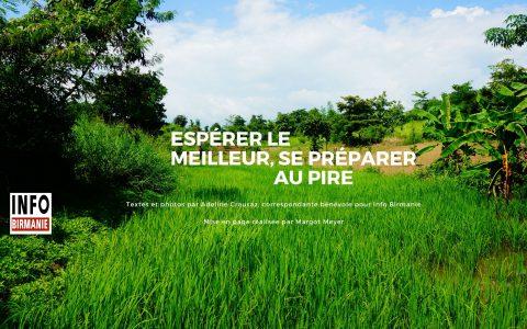 Accaparement des terres : reportage dans la région de Bago