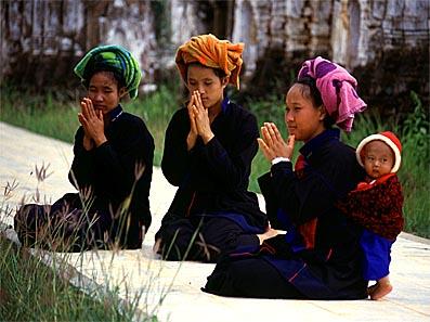Les minorités ethniques en Birmanie