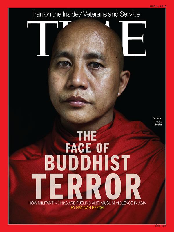 Birmanie : ces moines qui boudaient Bouddha : Focus sur l'organisation extrémiste Ma Ba Tha