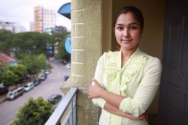 Rencontre avec Wai Wai Nu, activiste Rohingya, jeudi 27 novembre