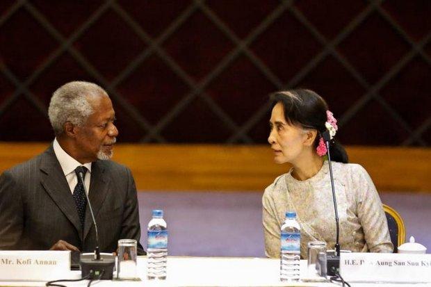 En Birmanie, Kofi Annan à la tête d'une commission controversée sur la situation des rohingyas