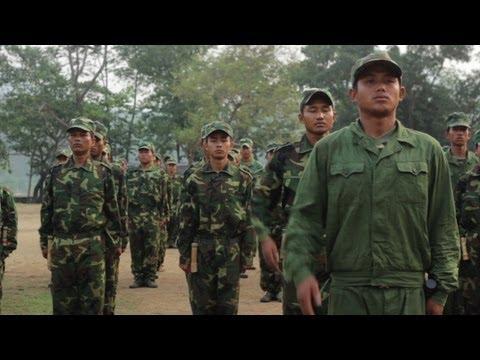 Journée d'action pour le conflit Kachin : Les organisations internationales de défense des droits de l'homme en Birmanie appellent à la paix.