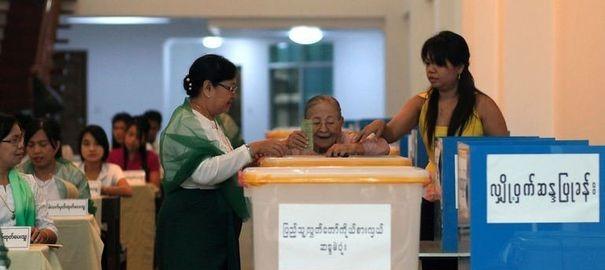 Élections municipales de Rangoun : un mauvais présage pour les élections générales de 2015 ?
