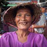 femme arakanaise