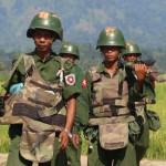 La partie Nord de l'Etat d'Arakan est sous confinement militaire depuis plus d'un mois / Source: AFP