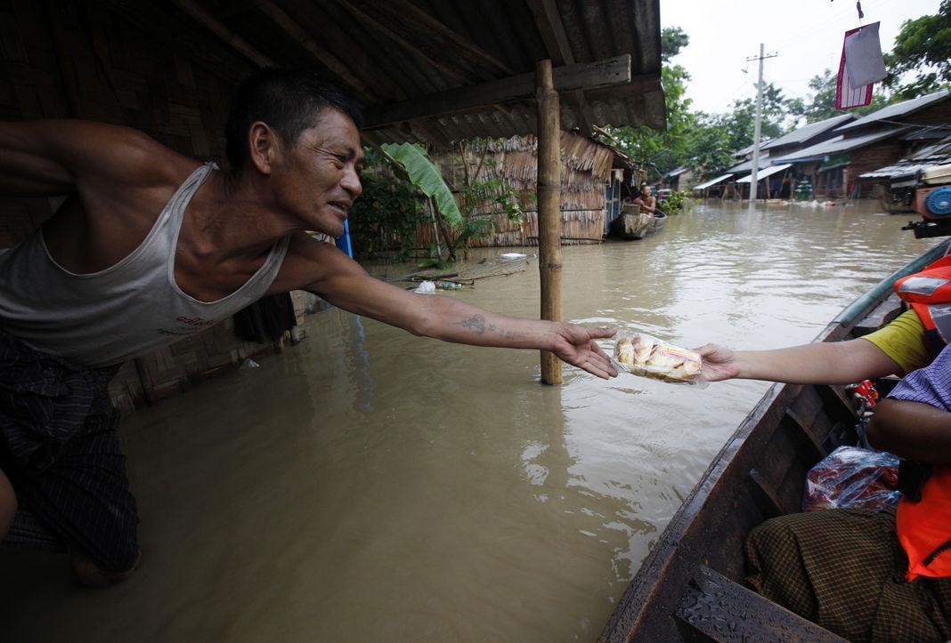 Que penser de la gestion de la crise des inondations par le gouvernement birman ?
