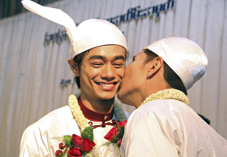 La communauté LGBT en Birmanie