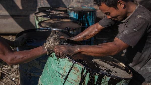 Le monde opaque de l'industrie du pétrole en Birmanie