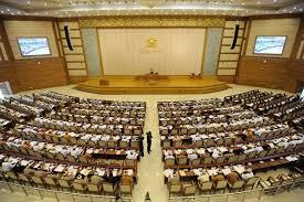 Le système politique birman
