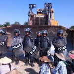 police-and-bulldozer
