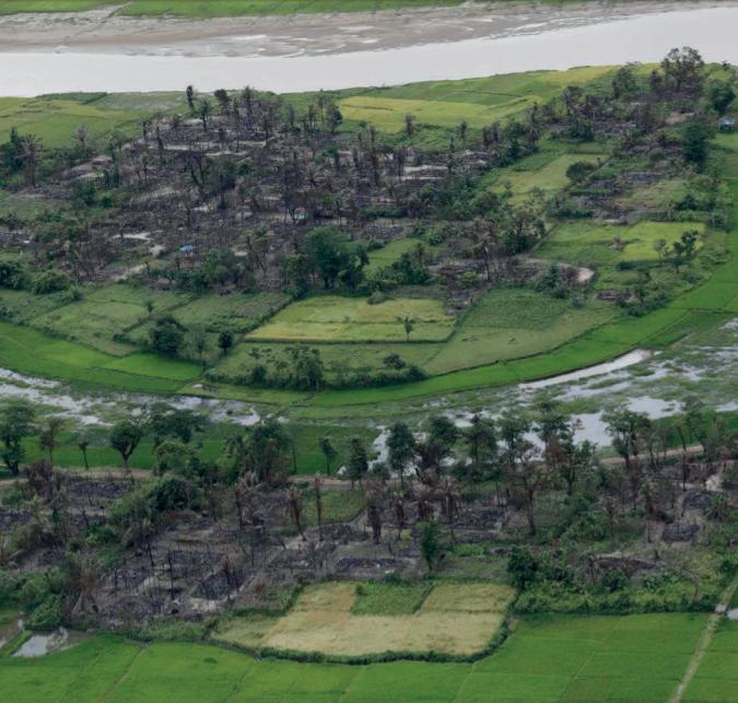Rohingya: un nouveau rapport d'Amnesty présentes des preuves de crimes contre l'humanité