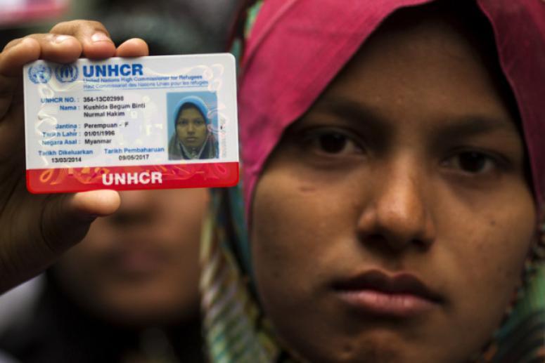 Birmanie: Crise humanitaire des rohingyas dans l'État d'Arakan
