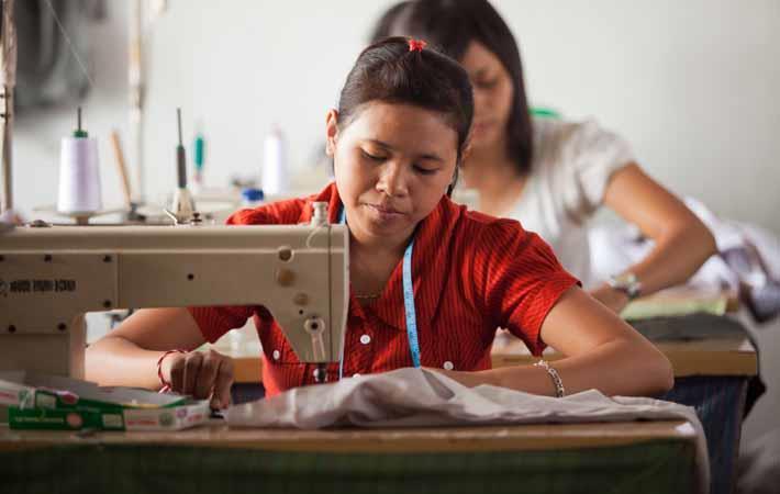 En Birmanie, la situation des travailleurs est inquiétante