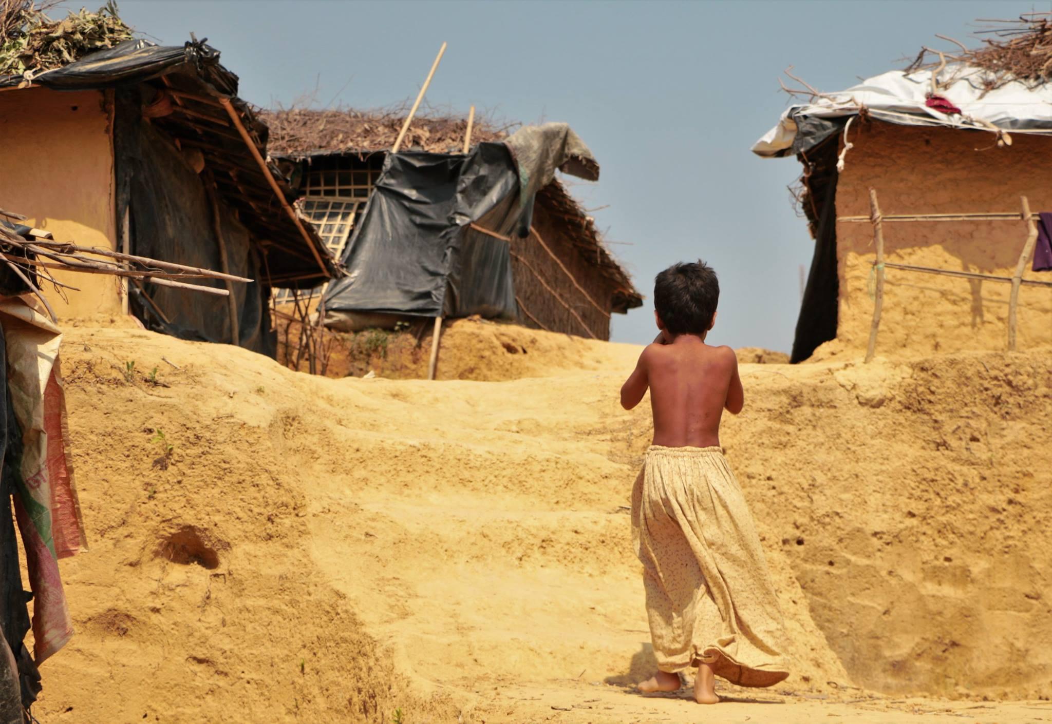 A l'écoute des voix birmanes – Aria, volontaire Info Birmanie