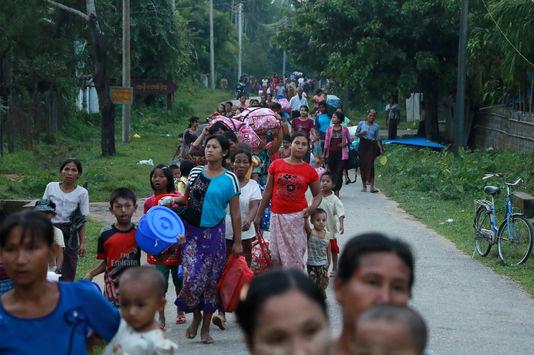Birmanie : dangereuse escalade des violences dans l'Etat d'Arakan